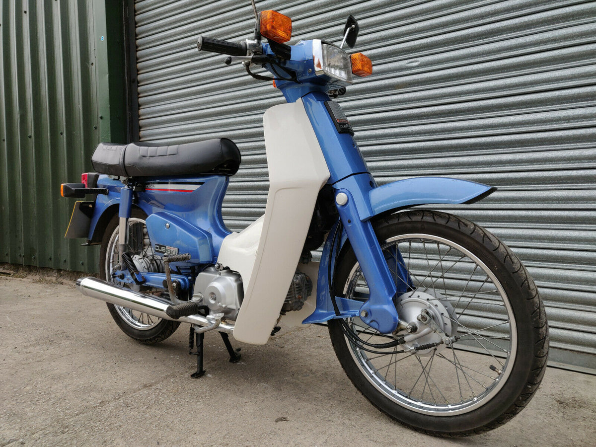 1991 Honda C90 Cub Economy 90. NOW SOLD For Sale (picture 6 of 6)