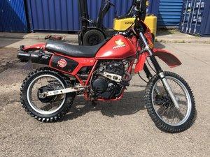 1984 Honda XL 600 off Road bike For Sale