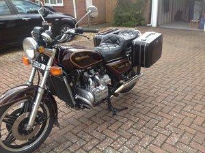 1980 Honda GL1100 . UK Model 26750 miles. Reduced.