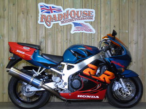 2001 Honda CBR 900 RR CBR900RR Fireblade ** Full UK Delivery ** For Sale
