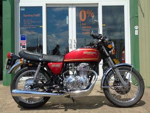 Honda CB 400 /4 Four 1978 Totally Restored From The Frame Up