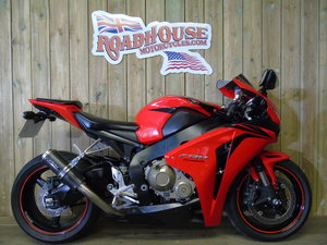 2008 Honda CBR1000 RR Fireblade Part Exchange For Sale