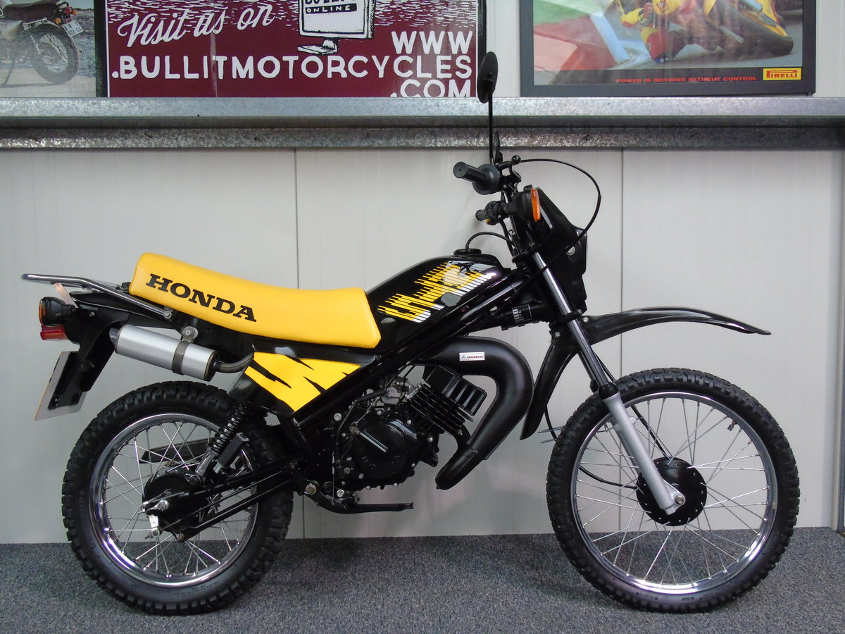 1990 Honda MT50 Totally Restored ££££,s Spent Great Investment For Sale (picture 1 of 6)