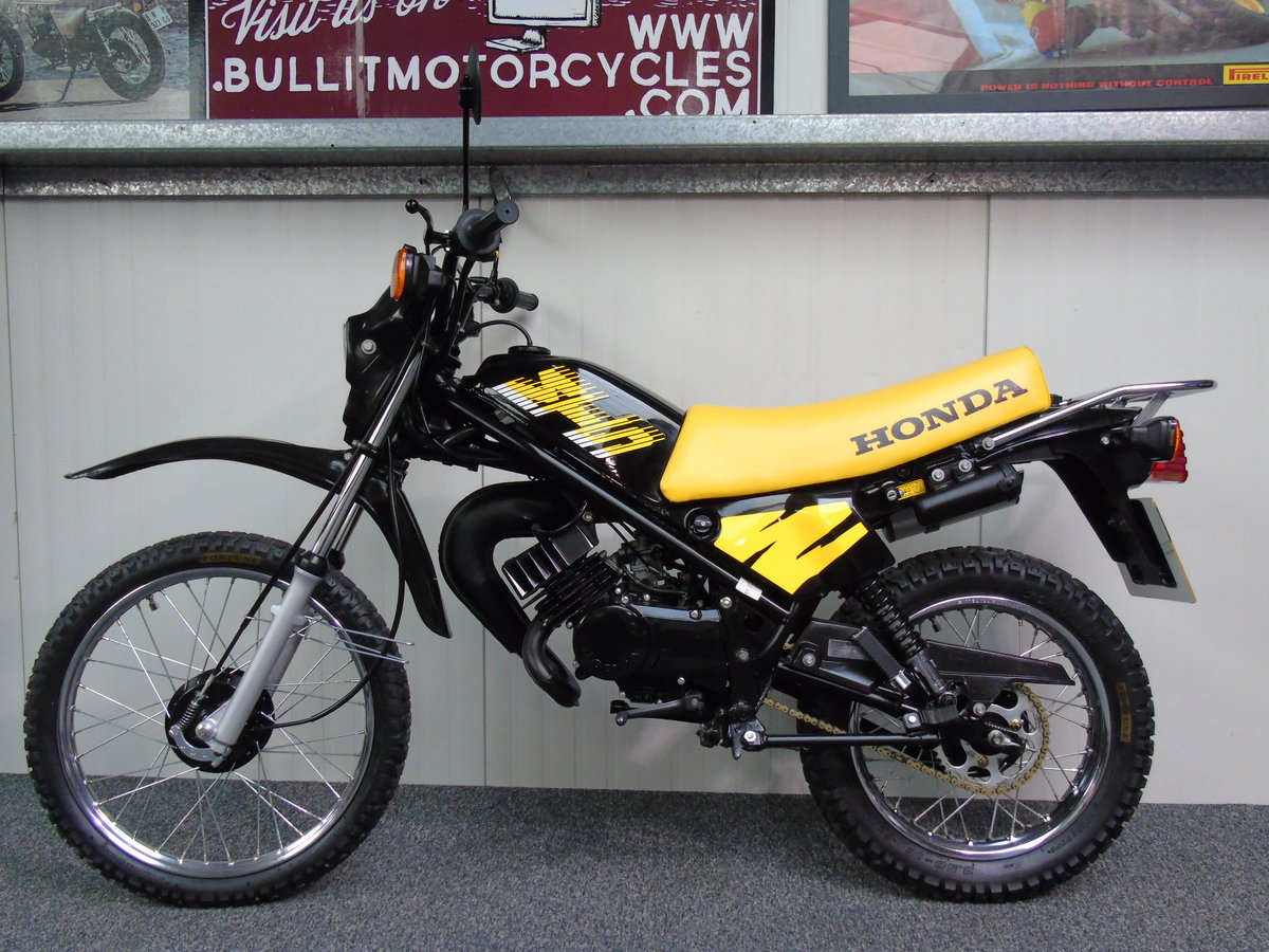 1990 Honda MT50 Totally Restored ££££,s Spent Great Investment For Sale (picture 2 of 6)