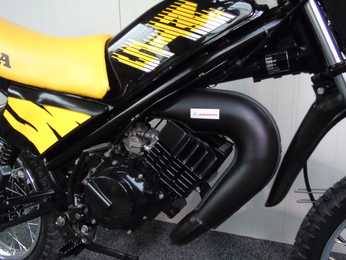 1990 Honda MT50 Totally Restored ££££,s Spent Great Investment For Sale (picture 3 of 6)