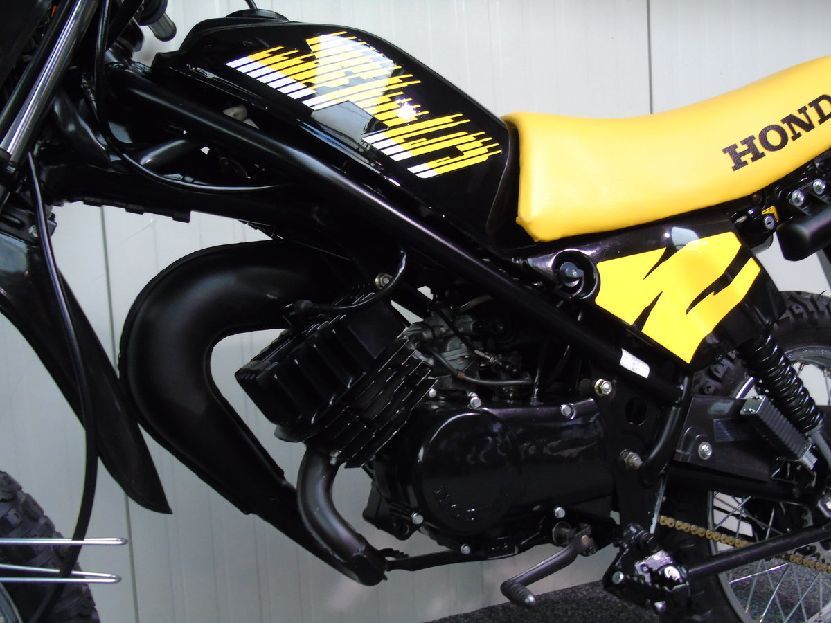 1990 Honda MT50 Totally Restored ££££,s Spent Great Investment For Sale (picture 4 of 6)