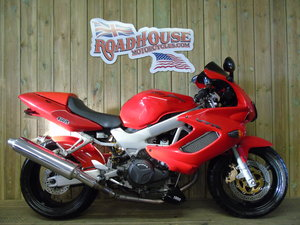 1997 Honda VTR1000 Firestorm Nice Example ** Full UK Delivery ** For Sale