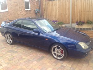 2000 Honda Prelude 2.2 VTI MOTEGI For Sale