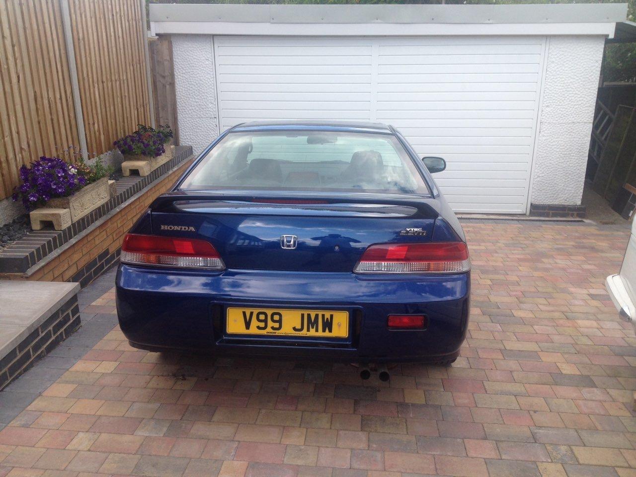 2000 Honda Prelude 2.2 VTI MOTEGI For Sale (picture 2 of 6)