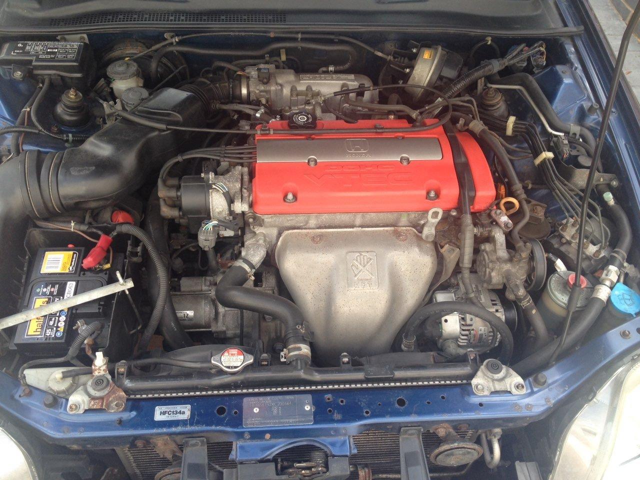 2000 Honda Prelude 2.2 VTI MOTEGI For Sale (picture 5 of 6)