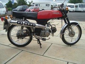 Honda ss50 early model