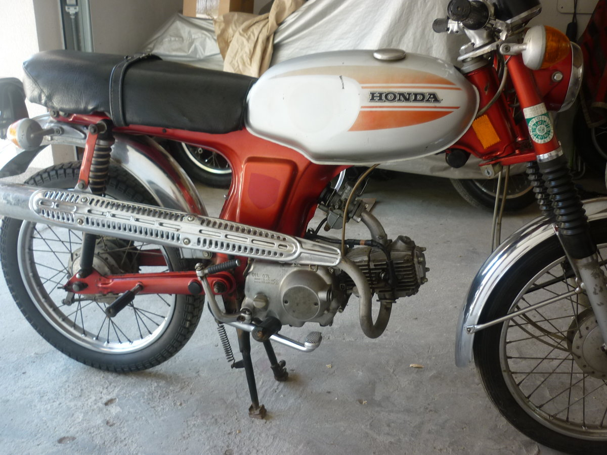 1978 Honda SS50 M For Sale (picture 2 of 6)