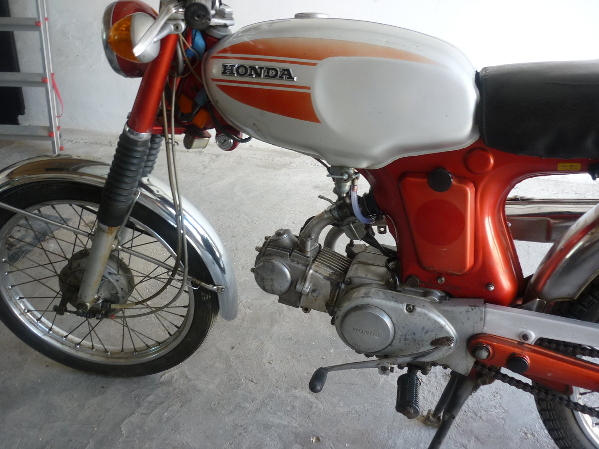 1978 Honda SS50 M For Sale (picture 4 of 6)