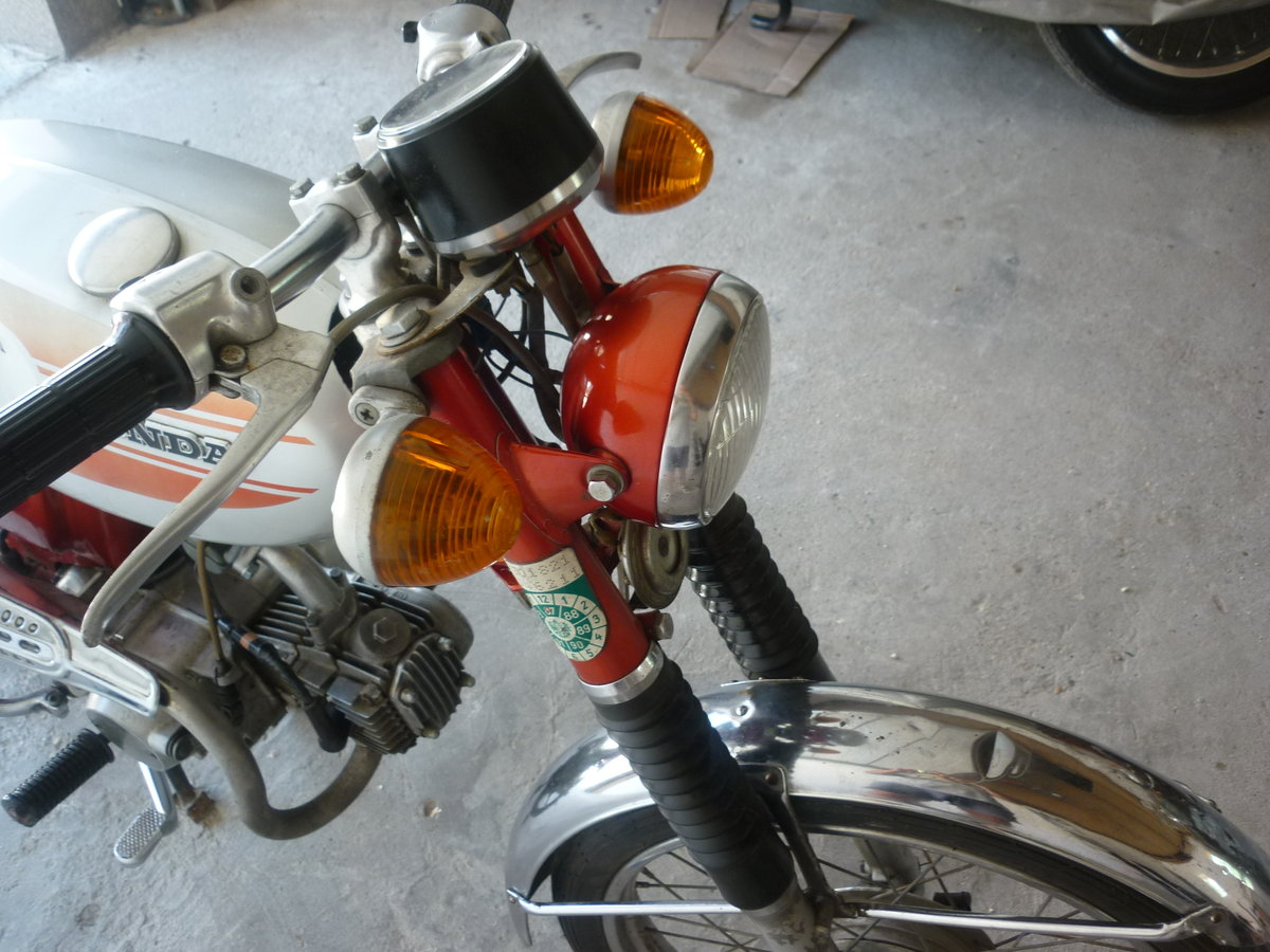 1978 Honda SS50 M For Sale (picture 6 of 6)