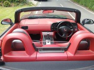 2005 Honda S2000 grey
