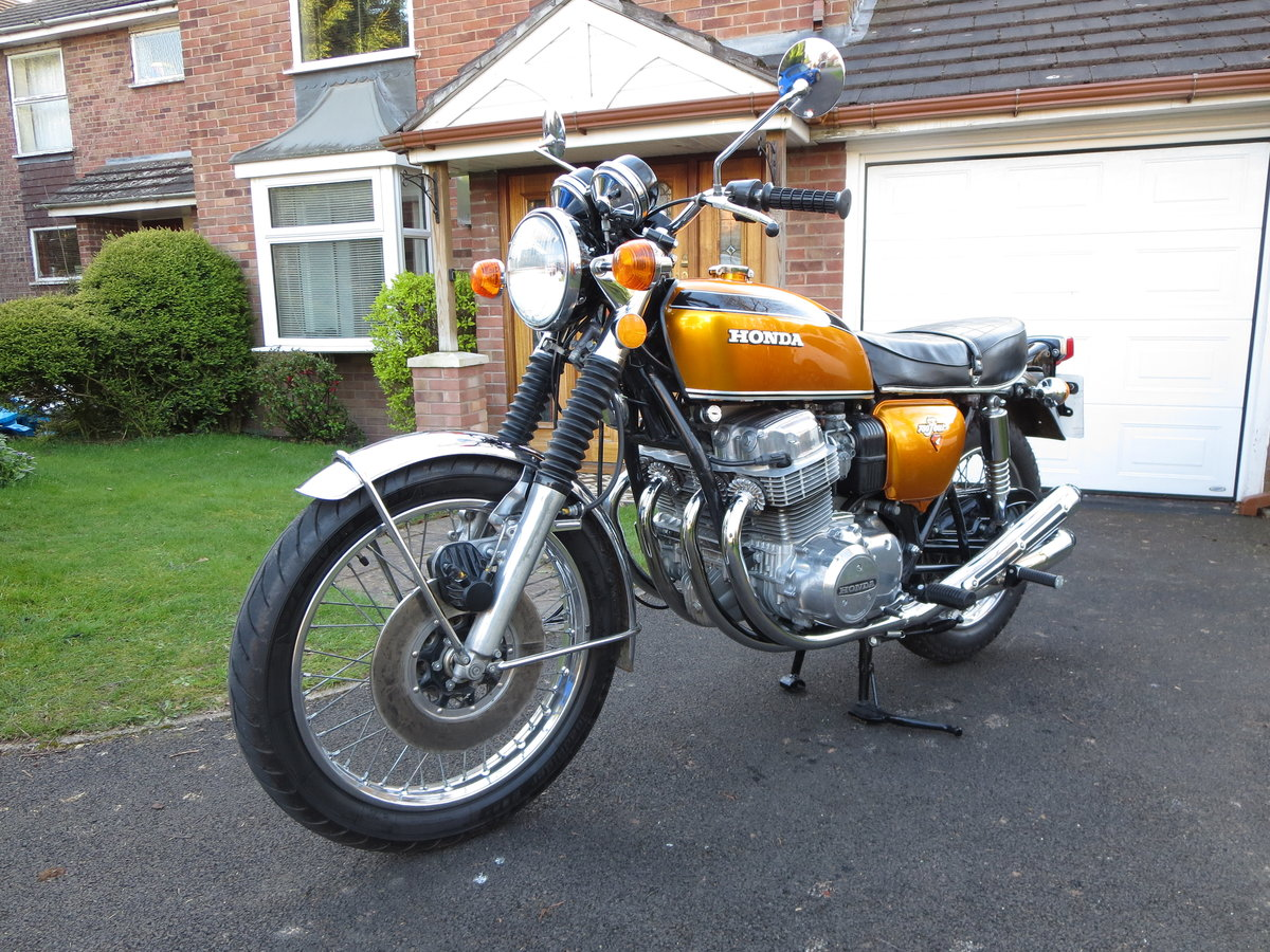 1973 Honda CB750 K2 For Sale (picture 1 of 5)