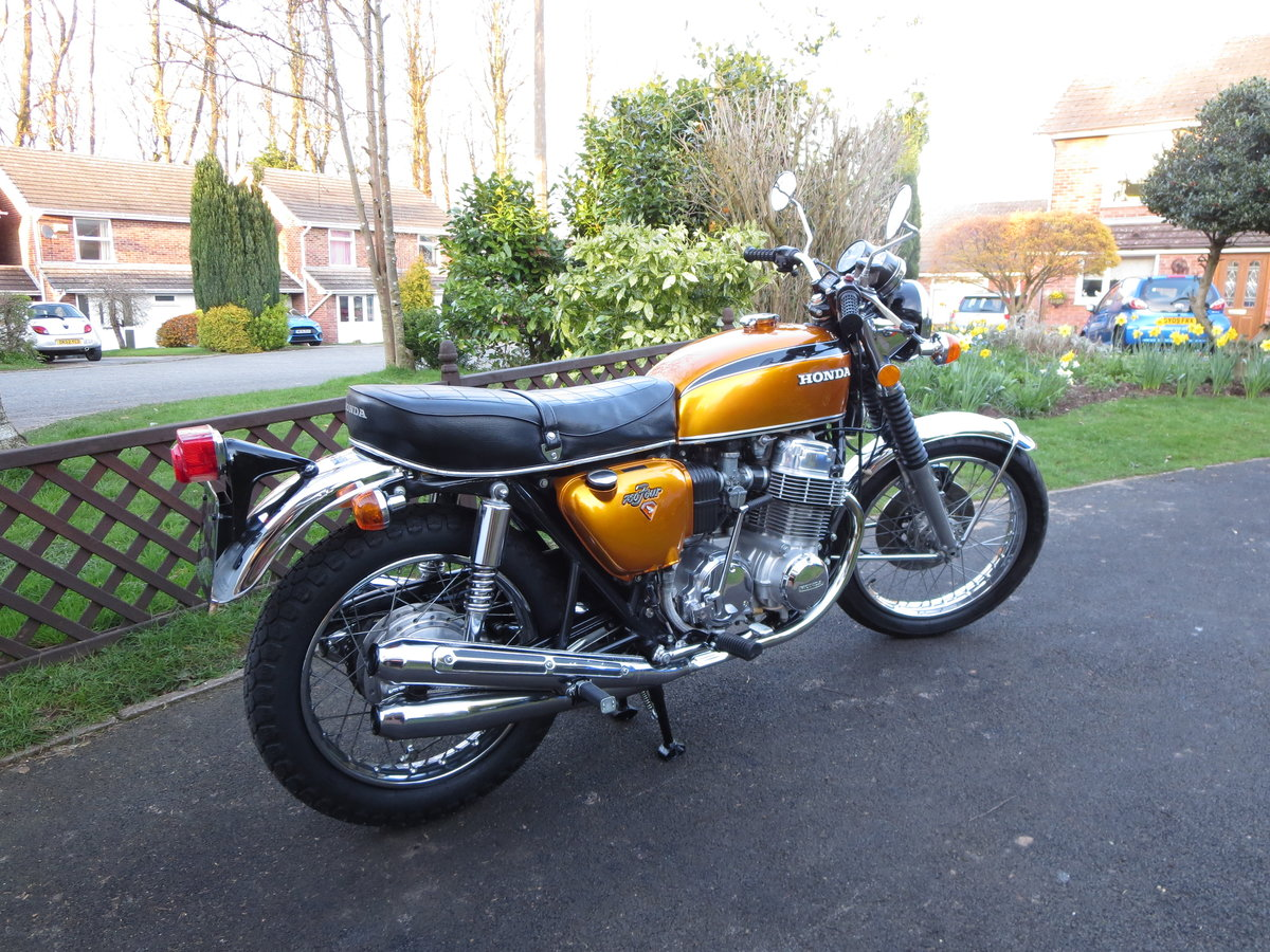 1973 Honda CB750 K2 For Sale (picture 3 of 5)