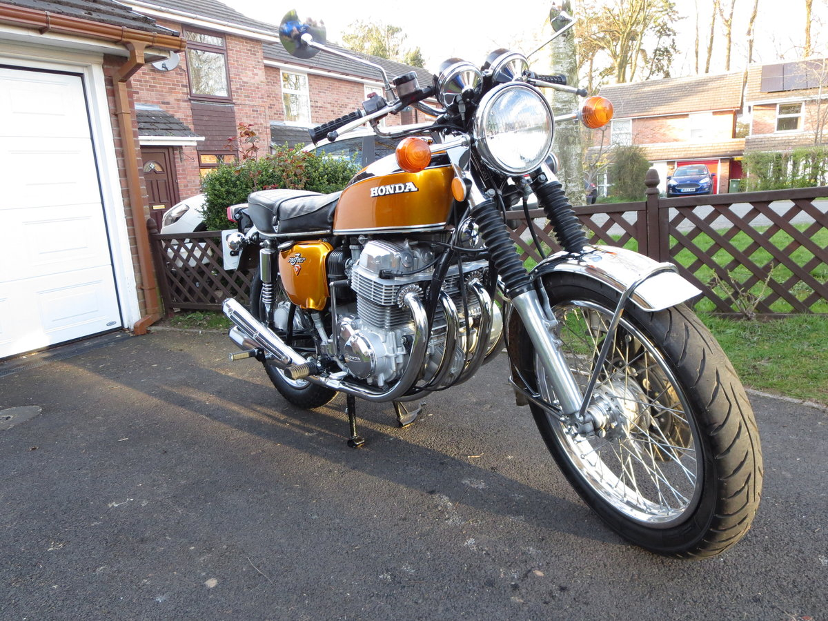 1973 Honda CB750 K2 For Sale (picture 5 of 5)