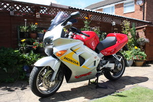 2000 Honda VFR 800 Anniversary Edition For Sale