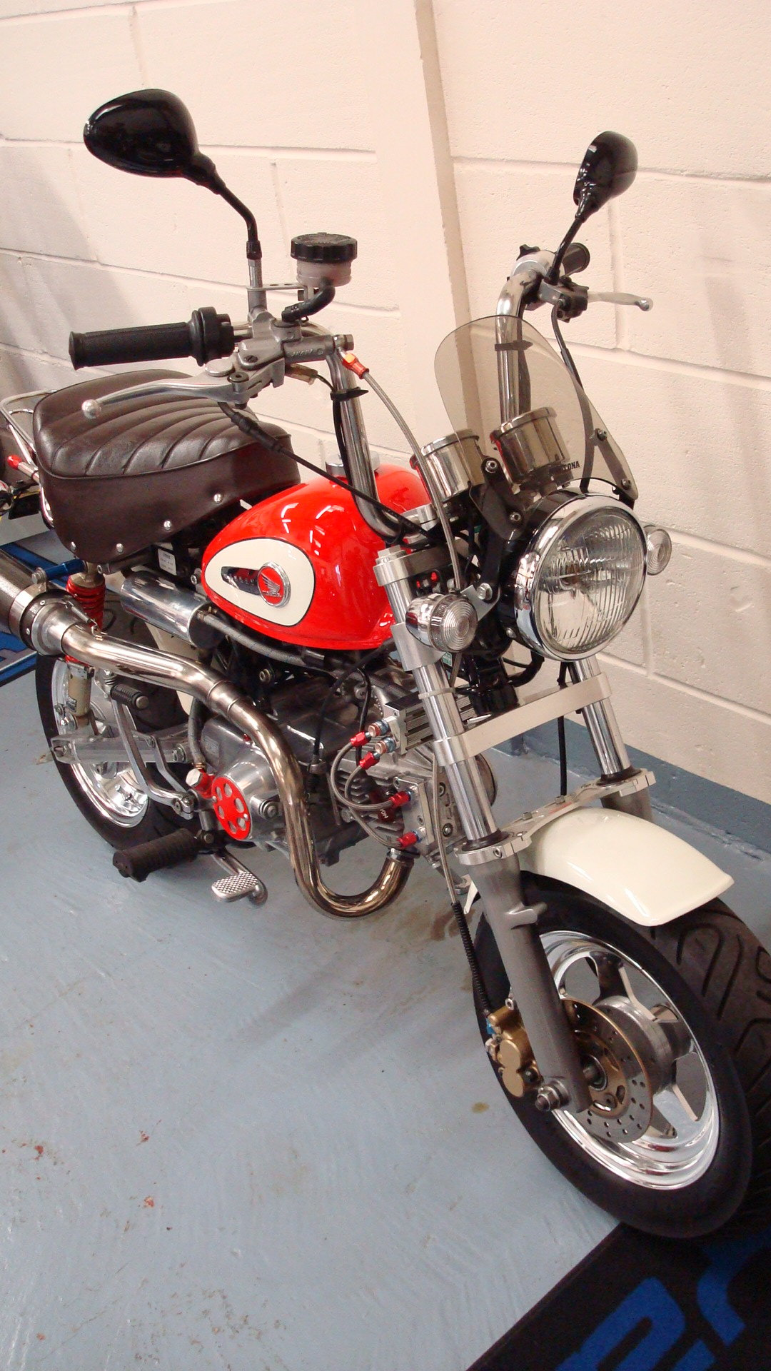 Honda Z50 J MONKEY BIKE SPECIAL 1999-T **1 LADY OWNER** For Sale (picture 2 of 6)
