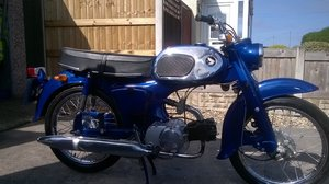 1964 Honda C200 90cc For Sale