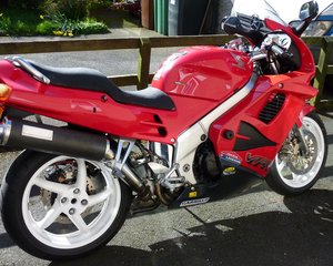1997 Honda vfr 750 For Sale