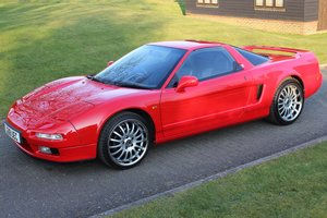 1991 HONDA NSX AUTO COUPE - 35,600 miles For Sale