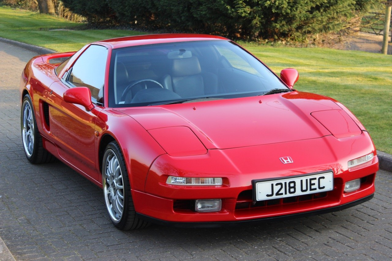 1991 HONDA NSX AUTO COUPE - 35,600 miles For Sale (picture 2 of 6)