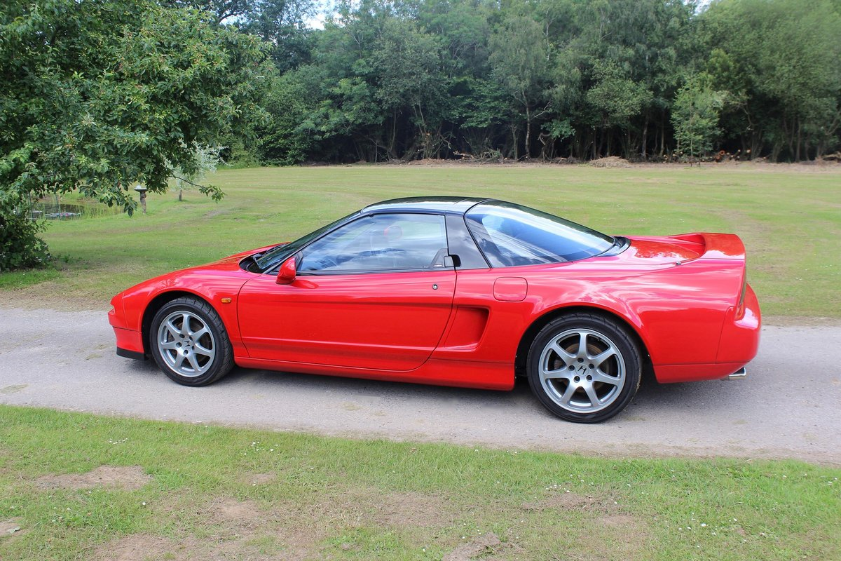 HONDA NSX COUPE MANUAL (1992) For Sale (picture 2 of 6)