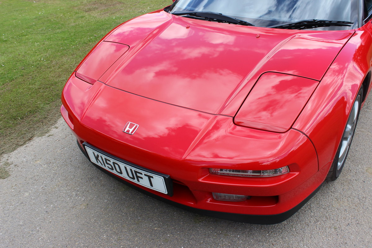 HONDA NSX COUPE MANUAL (1992) For Sale (picture 3 of 6)