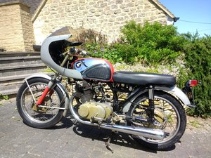 1965 Read Titan Honda CB77 For Sale