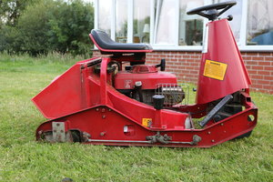 Picture of Honda Dynamow zero turn classic mower