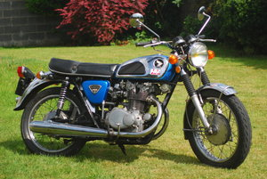 1972 Honda CB450 K5  For Sale
