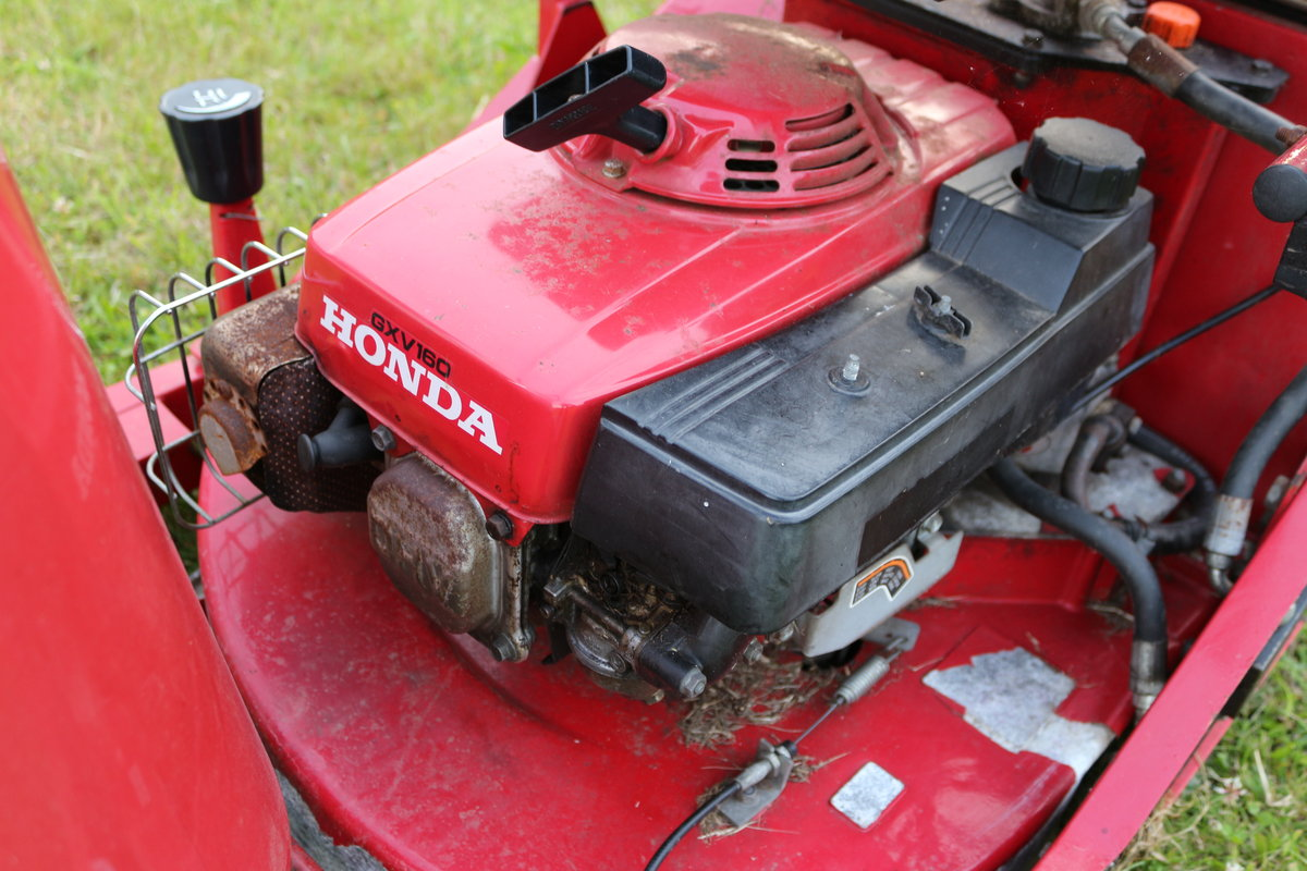Honda Dynamow zero turn classic mower For Sale (picture 3 of 5)