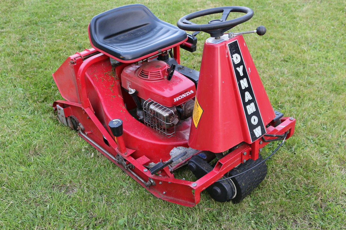 Honda Dynamow zero turn classic mower For Sale (picture 4 of 5)