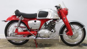 1964 Honda CB92 125 cc Benley Super Sports  SOLD