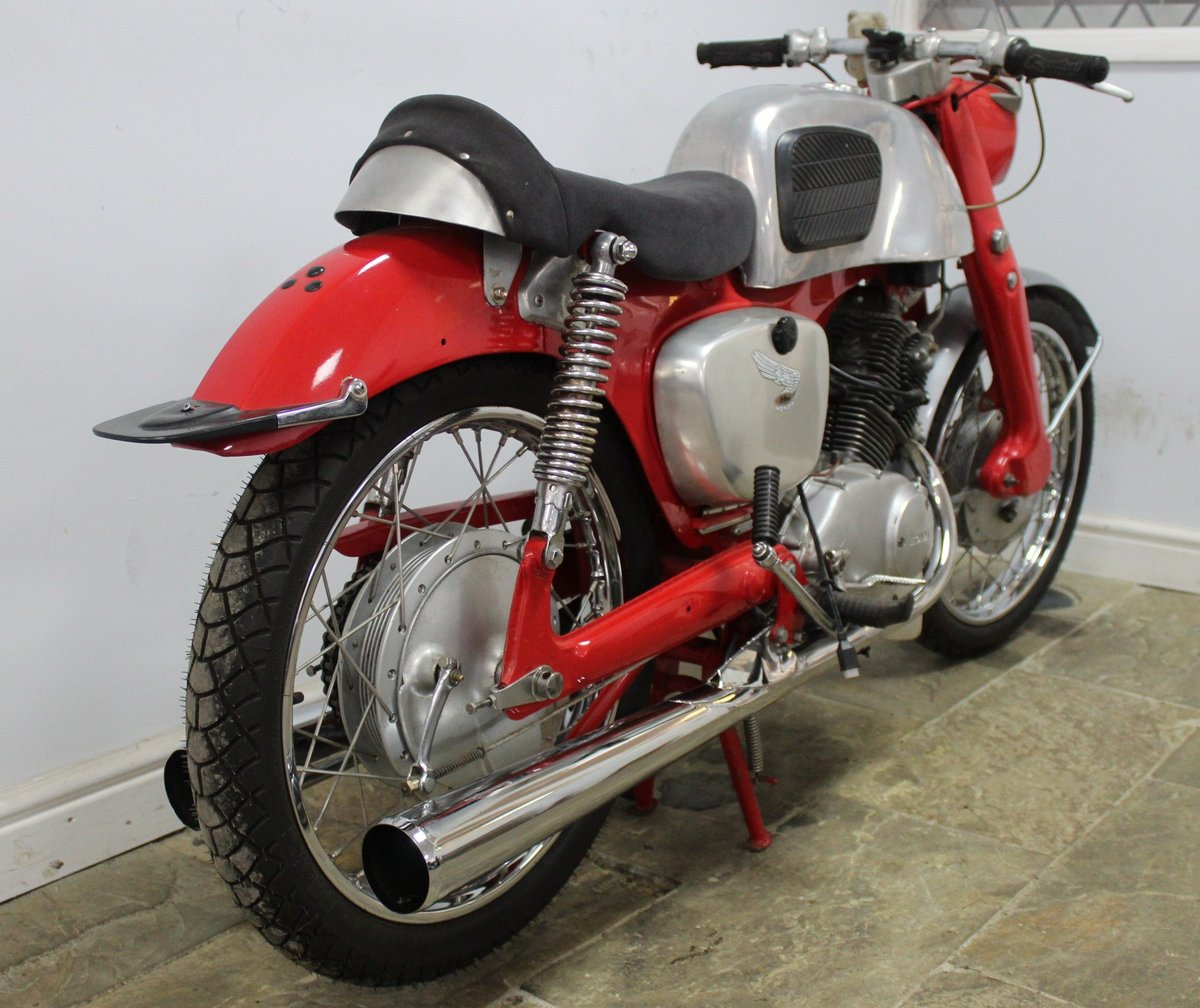 1964 Honda CB92 125 cc Benley Super Sports  SOLD (picture 2 of 6)