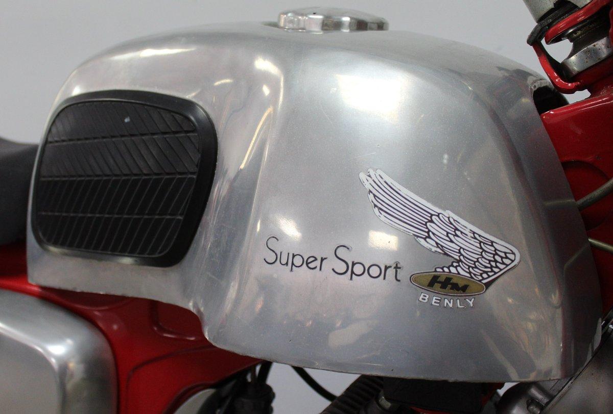 1964 Honda CB92 125 cc Benley Super Sports  SOLD (picture 3 of 6)