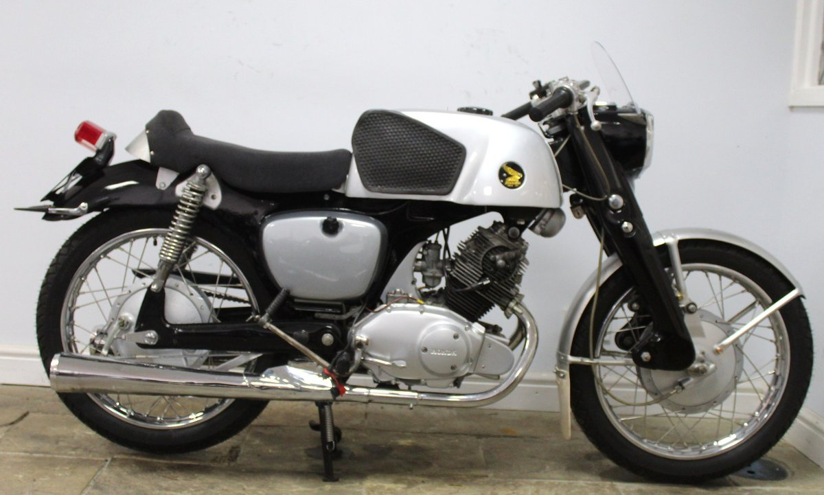 1960 Honda CB95 150 cc Benly Super Sports  For Sale (picture 1 of 6)