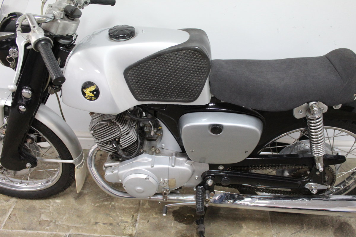 1960 Honda CB95 150 cc Benly Super Sports  For Sale (picture 6 of 6)