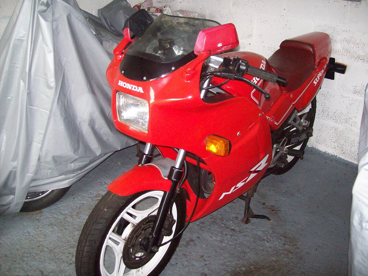 1991 honda ns125r-k For Sale (picture 1 of 6)