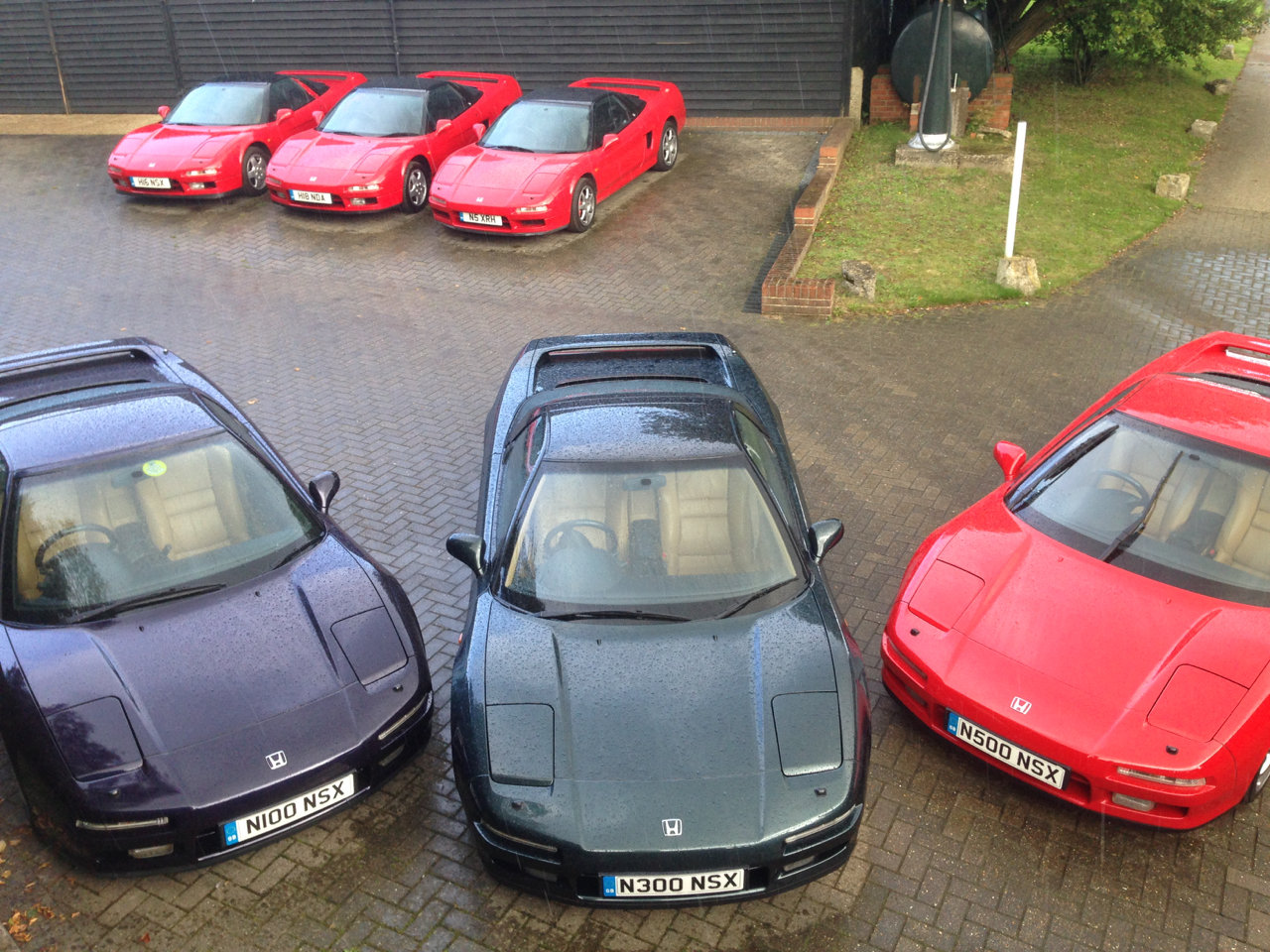 HONDA NSX WANTED Wanted (picture 3 of 6)