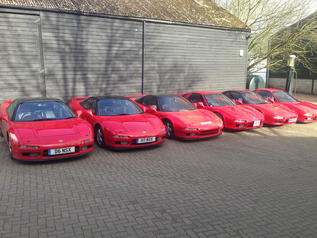 HONDA NSX WANTED Wanted (picture 4 of 6)