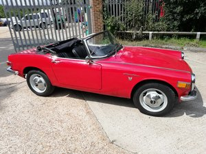 Honda S800 Convertible Lovely rare