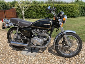 Honda CB500 For Sale | Car and Classic