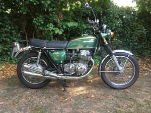 1971 HONDA CB750 K1 VERY ORIGINAL