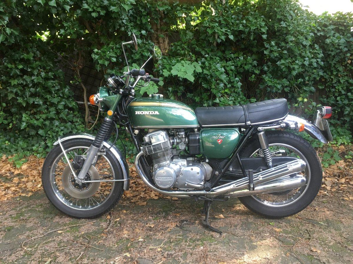 1971 HONDA CB750 K1 VERY ORIGINAL  For Sale (picture 4 of 6)