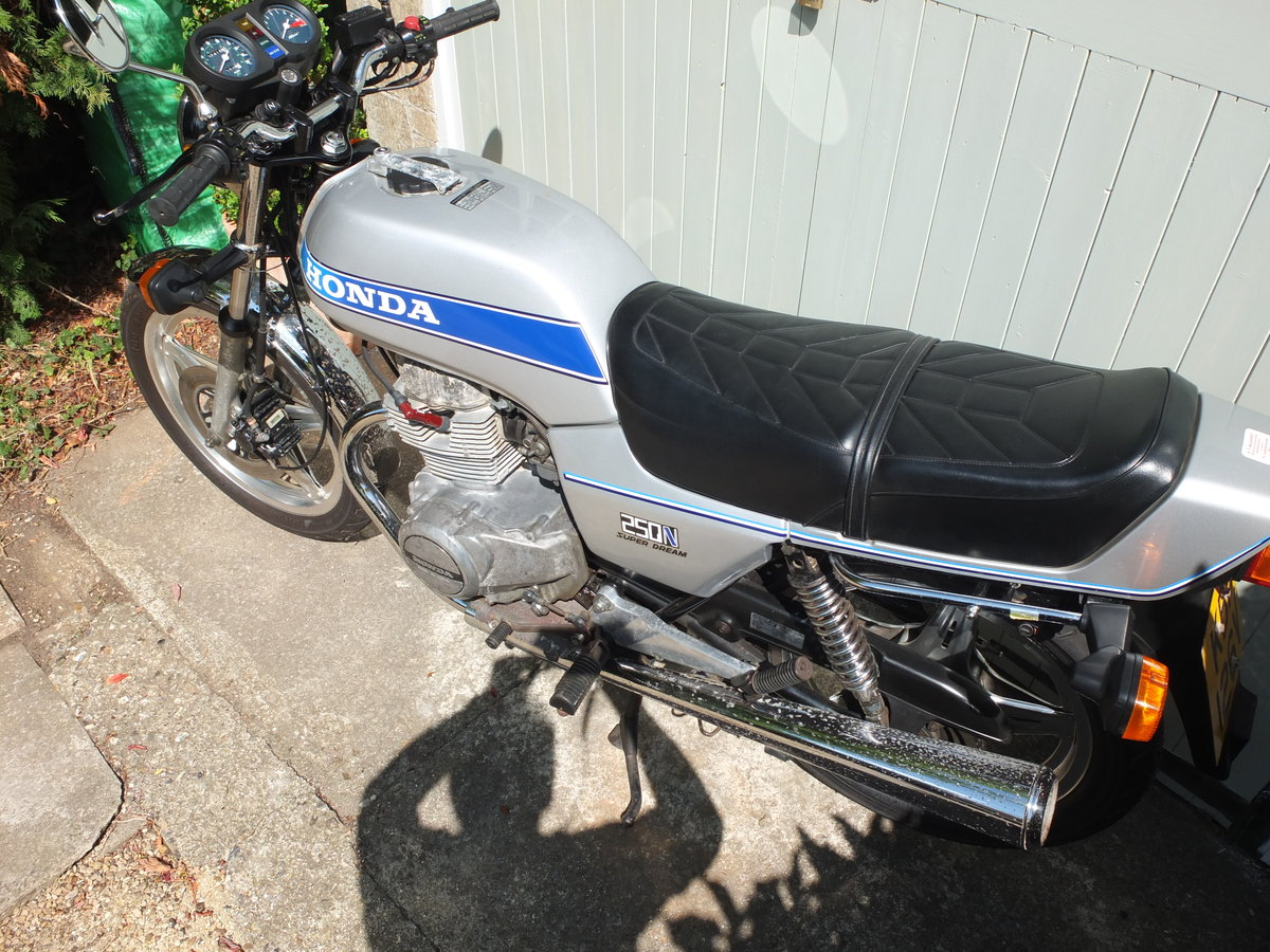 1979 Honda CB250 N Superdream Time Capsule SOLD (picture 6 of 6)