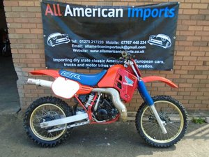 HONDA CR500 R WATER COOLED MOTO X EVO SCRAMBLER 1986 SOLD