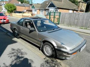 1989 Honda Prelude 4WS For Sale
